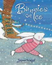 Book Cover for BUNNIES ON ICE