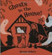 Cover art for GHOSTS IN THE HOUSE!