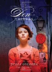 Book Cover for DEN OF THIEVES