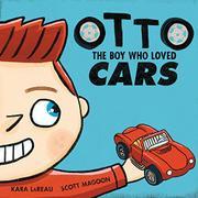Book Cover for OTTO:  THE BOY WHO LOVED CARS