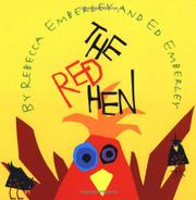 Book Cover for THE RED HEN