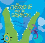 THE CROCODILE AND THE SCORPION by Ed Emberley