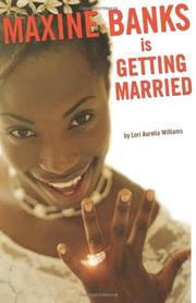 Book Cover for MAXINE BANKS IS GETTING MARRIED