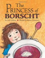 Book Cover for THE PRINCESS OF BORSCHT