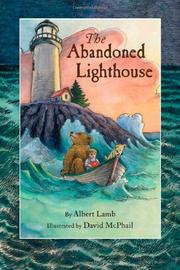 THE ABANDONED LIGHTHOUSE by Albert Lamb