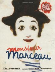 Book Cover for MONSIEUR MARCEAU