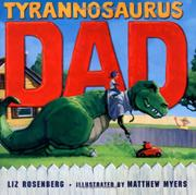 Book Cover for TYRANNOSAURUS DAD