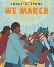 Book Cover for WE MARCH