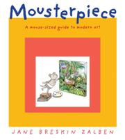 Book Cover for MOUSTERPIECE
