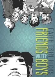 Book Cover for FRIENDS WITH BOYS