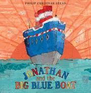 Cover art for JONATHAN AND THE BIG BLUE BOAT