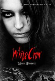 Cover art for WHITE CROW