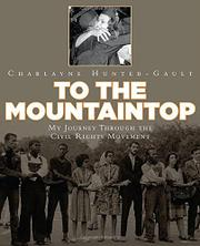 Book Cover for TO THE MOUNTAINTOP