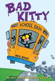 Book Cover for BAD KITTY SCHOOL DAZE