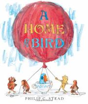 Cover art for A HOME FOR BIRD
