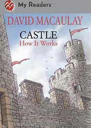 Cover art for CASTLE