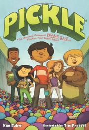 Cover art for PICKLE