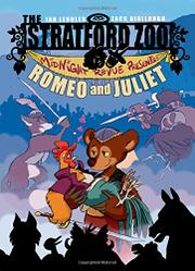 THE STRATFORD ZOO MIDNIGHT REVUE PRESENTS <i>ROMEO AND JULIET</i> by Ian Lendler