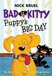 PUPPY'S BIG DAY by Nick Bruel