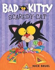 SCAREDY-CAT by Nick Bruel