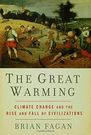 Cover art for THE GREAT WARMING