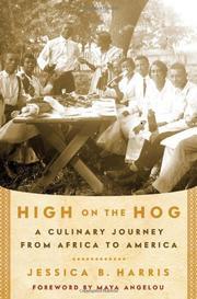HIGH ON THE HOG by Jessica B. Harris