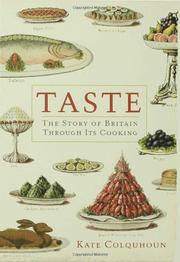 Book Cover for TASTE