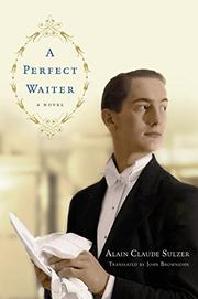 Cover art for A PERFECT WAITER