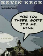 Cover art for ARE YOU THERE, GOD? IT'S ME. KEVIN.