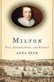 MILTON by Anna Beer