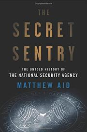 Book Cover for THE SECRET SENTRY