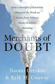 Cover art for MERCHANTS OF DOUBT
