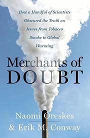 MERCHANTS OF DOUBT by Naomi Oreskes