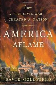 Cover art for AMERICA AFLAME