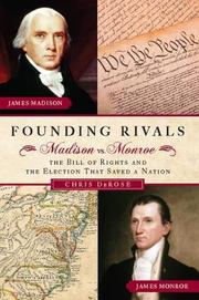 Book Cover for FOUNDING RIVALS