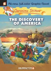 Cover art for GERONIMO STILTON