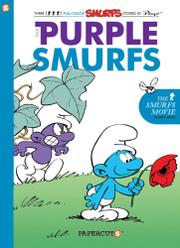 Book Cover for THE PURPLE SMURFS