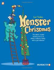 Book Cover for MONSTER CHRISTMAS