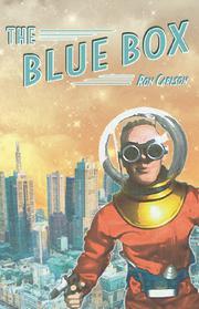 THE BLUE BOX by Ron Carlson