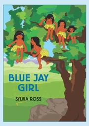 Book Cover for BLUE JAY GIRL