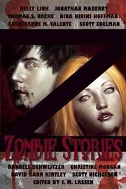 Cover art for Z:  ZOMBIE STORIES