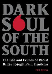Cover art for DARK SOUL OF THE SOUTH