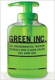 Cover art for GREEN, INC.