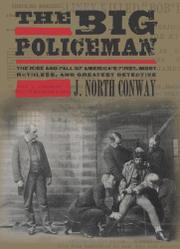 Cover art for THE BIG POLICEMAN