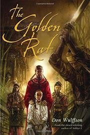 THE GOLDEN RAT by Don Wulffson