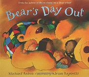 BEAR'S DAY OUT by Michael Rosen