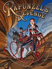 Cover art for RAPUNZEL'S REVENGE
