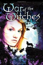 Book Cover for WAR OF THE WITCHES