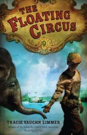 Cover art for THE FLOATING CIRCUS