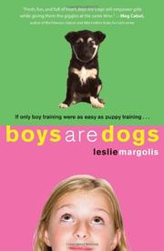 Book Cover for BOYS ARE DOGS